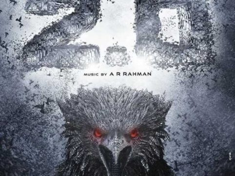 2 Point 0 movie new poster with new release date