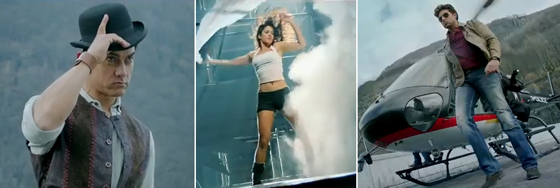 Dhoom 3 Action Trailer