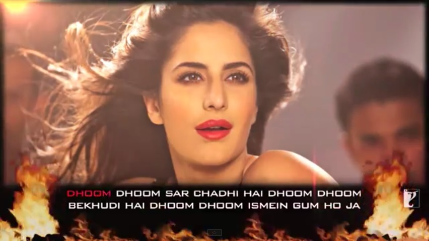 Dhoom Machale Dhoom - Song with Lyrics