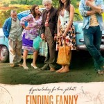 2nd official poster of movie Finding Fanny - released on 8 July 2014