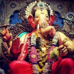 Bollywood Ganpati Bappa Maurya Idol Pictures 2014