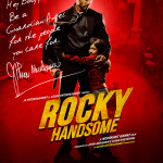 Rocky Handsome song Alfazon Ki Tarah