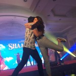 A Shaandaar moment of Shahid Kapoor and Alia Bhatt