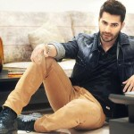 Heart-throb Varun Dhawan looking stylish and handome