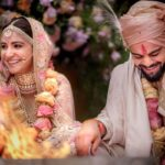 A lovely pic of Anushka Sharma and Virat Kohli during 7 promises of marraige