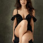 A never seen before Neha Sharma in black attire