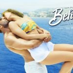 A new kissing poster of Befikre starring Ranveer and Vaani in lead