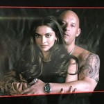A romantic pic of Deepika Padukone and Vin Diesel's XXX3