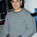 Aamir Khan at the Heropanti success bash