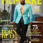 Aamir Khan cover boy for FILMFARE Magazine 22 March 2017 issue