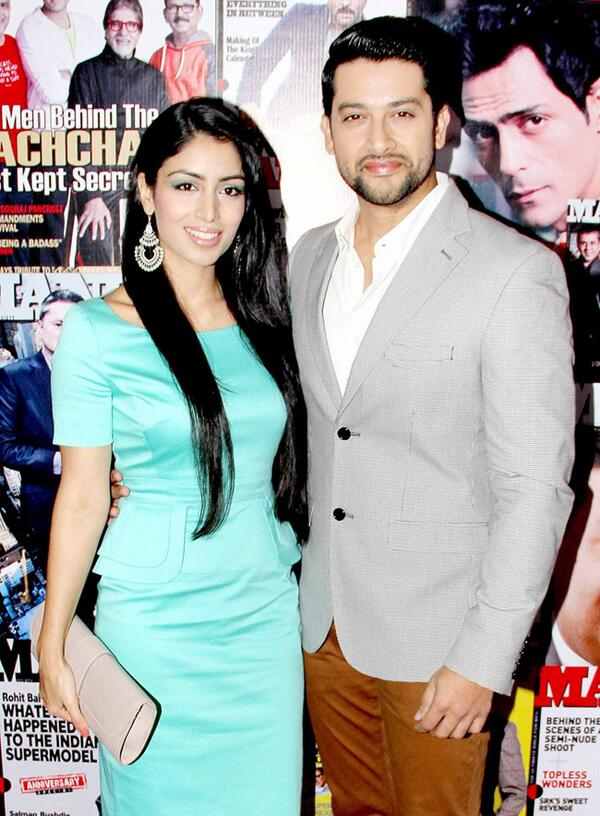 Actor Aftab Shivdasani ties the knot with Nindu Sanj
