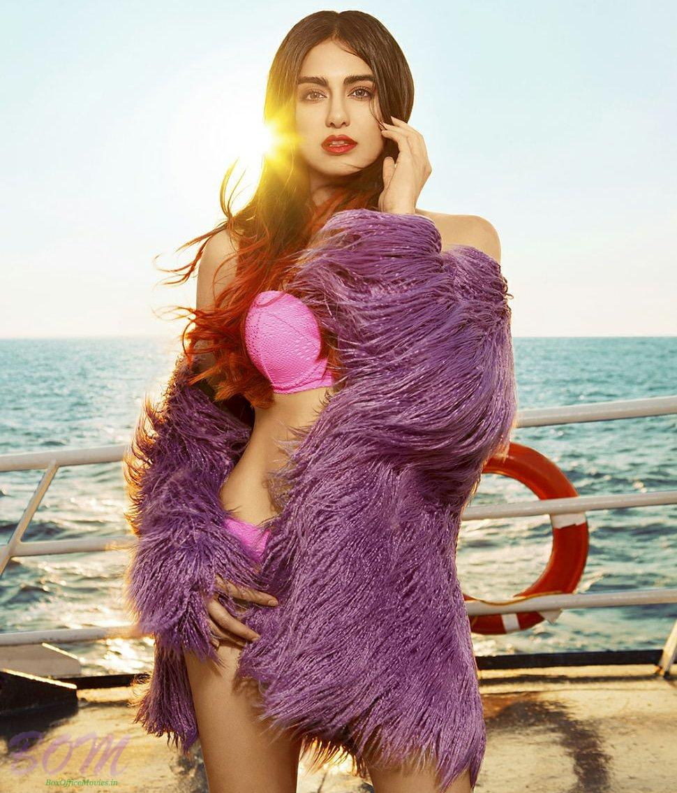 Adah Sharma gorgeous shoot for the Man Mag April 2018 issue