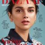 Aditi Rao Hydari cover girl for Harper Bazaar Mag April 2018 issue