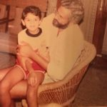 Aditi Rao Hydari with her Father