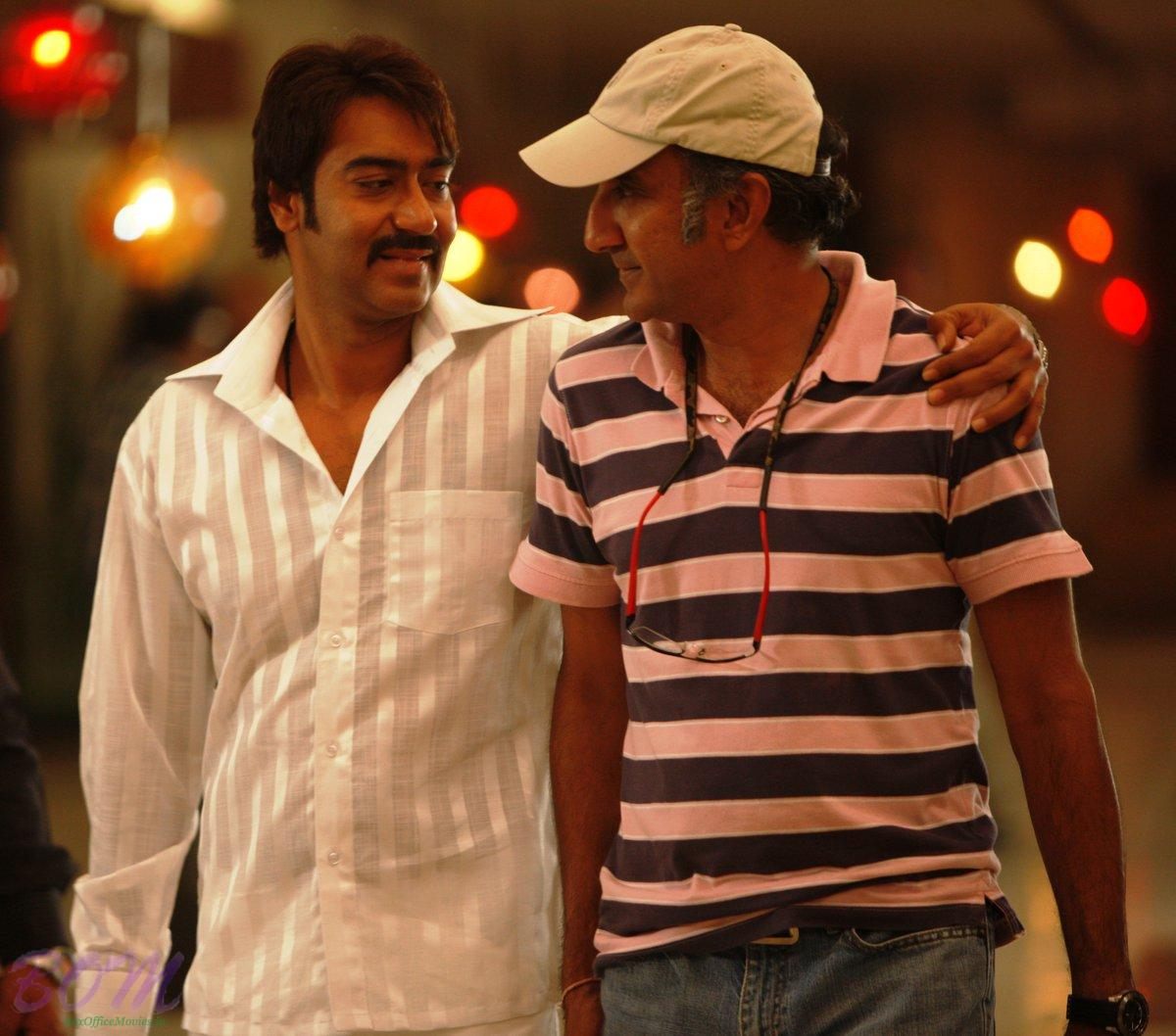 Ajay Devgn Baadshaho look with Milan Lutharia