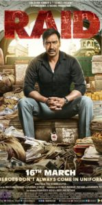Raid to be a hit with the depth of the content equipped with Ajay Devgn performance