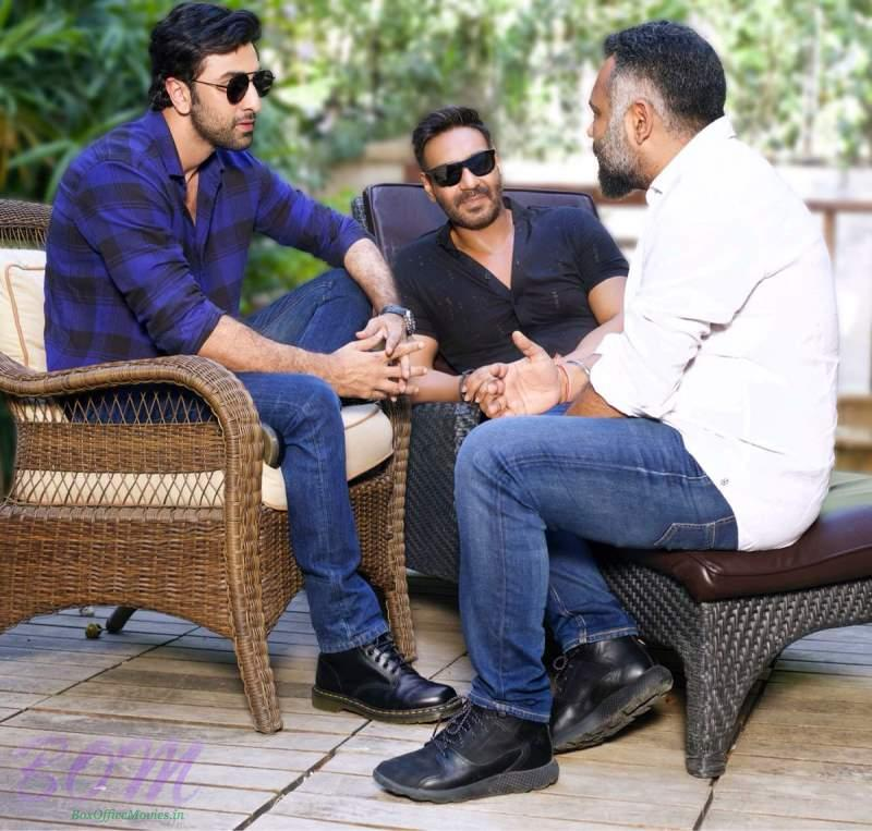 Ajay Devgn and Ranbir Kapoor confirmed for Luv Ranjan next movie