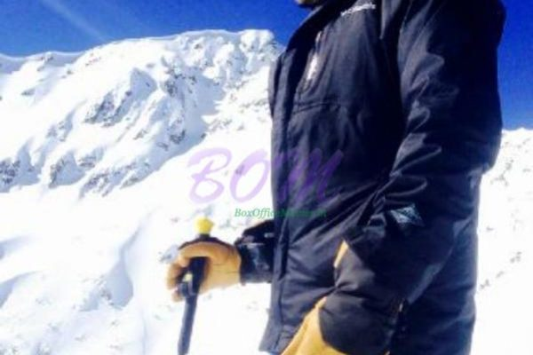 Ajay Devgn from atop of the Balkan Mountains – Om Nahah Shivaay
