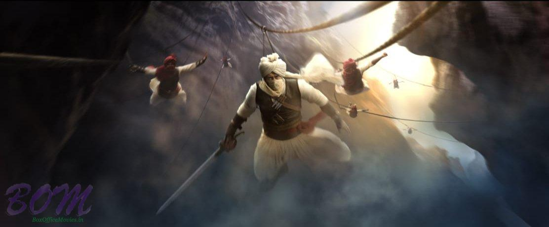 Ajay Devgn next Tanhaji The Unsung Warrior releasing on 10 Jan 2020