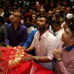 Ajay Devgn on Ganesh Chaturthi 2017