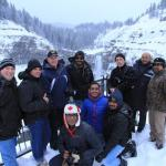 Ajay Devgn recce for Shivaay movie location