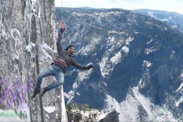 Ajay Devgn reveals the first look of his directorial venture Shivaay