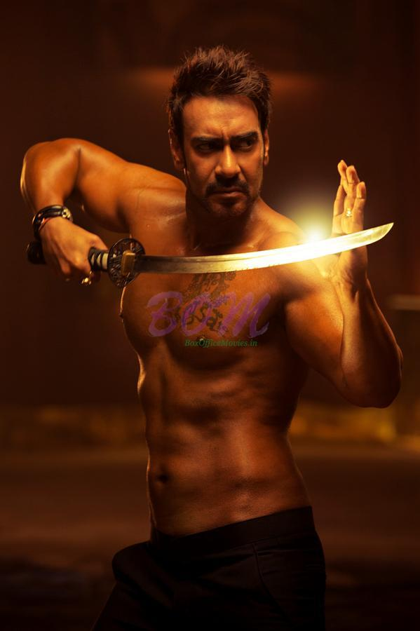 Ajay Devgn shed 17 kgs for the sword fight in Action Jackson movie