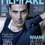 Akshay Kumar on the Cover Boy for Filmfare Magazine Sep 2016 issue