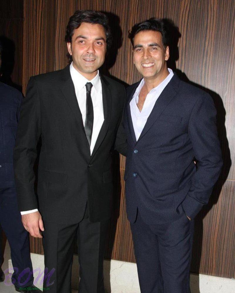 Akshay Kumar and Bobby Deol to reunite in Housefull 4 after many years