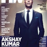 Akshay Kumar cover boy for Man's World Magazine March 2016
