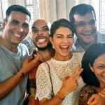 Akshay Kumar last day on the sets of Brothers movie with Jacqueline Fernandez