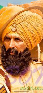 Akshay Kumar first look picture for KESARI movie