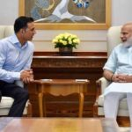 Akshay Kumar met PM Narendra Modi on May 2017