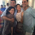 Akshay Kumar on last day shoot of Brother movie