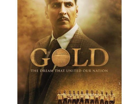 Akshay Kumar starrer GOLD movie poster with release date