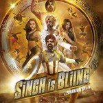 Akshay Kumar starrer Singh is Bliing movie latest poster