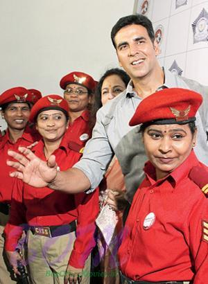 Akshay Kumar supports multiple charities & runs martial arts coaching for women and girls