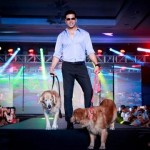 Akshay Kumar walks the ramp for the first time with dogs