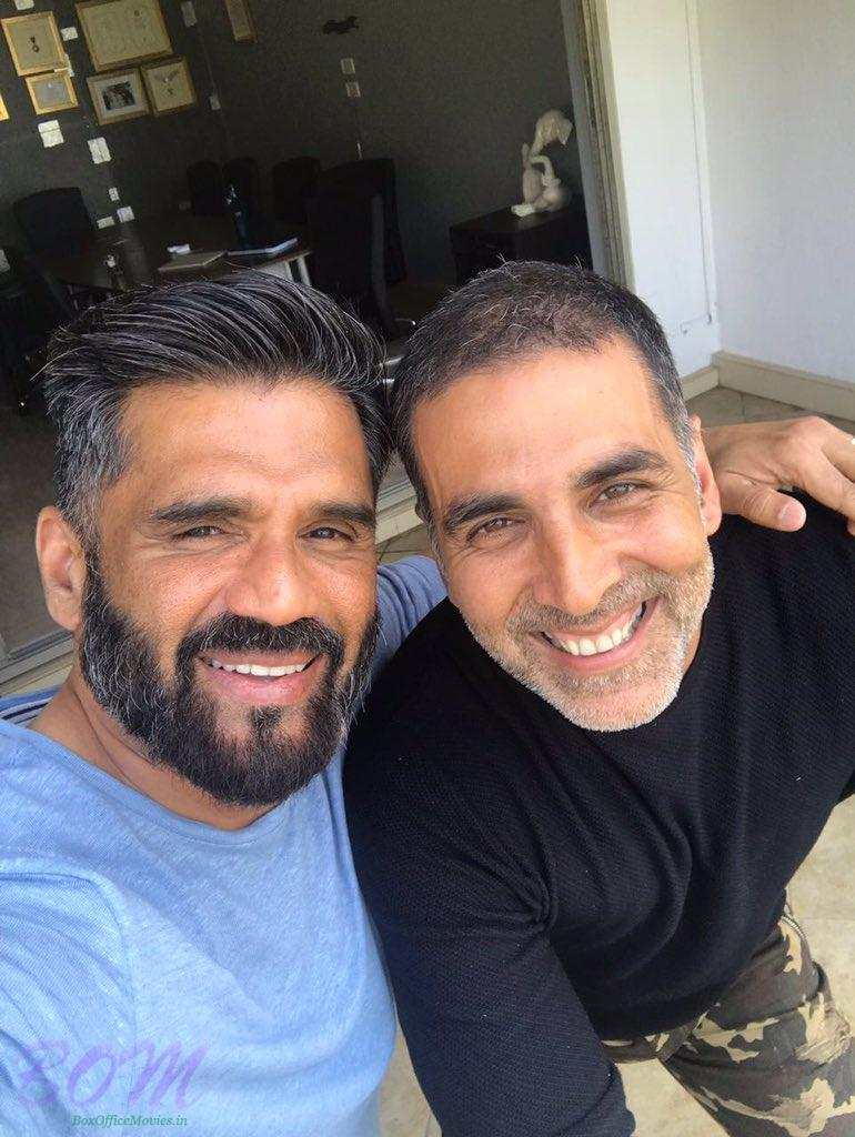 Akshay Kumar with Suniel Shetty since 1993 to 2018