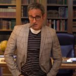 Akshaye Khanna look in The Accidental Prime Minister by Sunil Bohra