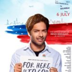 Ali Fazal starrer For Here Or To Go movie poster
