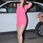 Alia Bhatt Hot Avatar during a party event
