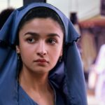 Alia Bhatt burka look for Raazi movie