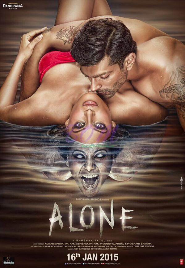 Alone Movie another poster