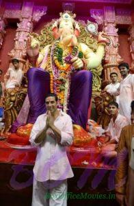 Akshay Kumar on Ganesh Chaturthi 2017