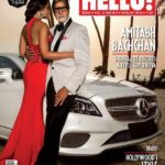 Amitabh Bachchan cover boy for Hello Magazine August 2016 issue