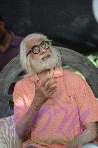 Amitabh Bachchan look in 102 Not Out movie