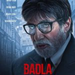 Amitabh Bachchan starrer Badla movie poster