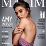 Amy Jackson cover girl for Maxim India Jan 2017 issue