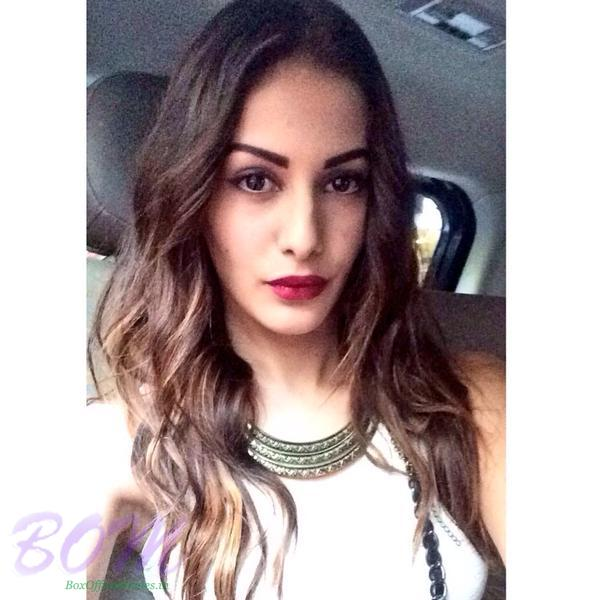 Amyra Dastur new look for something interesting next to be disclosed soon